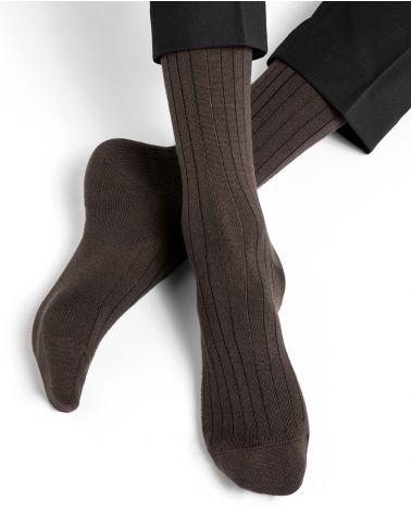 Sokken wol binnenkant katoen